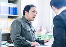 古藤 大祐/取締役営業部長