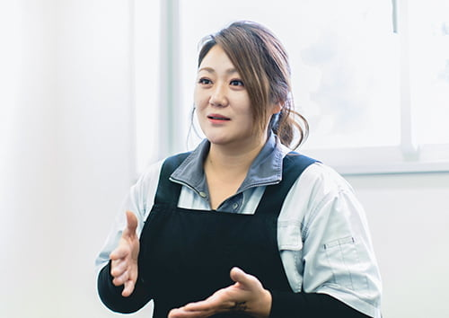 吉川法子 / 品質管理